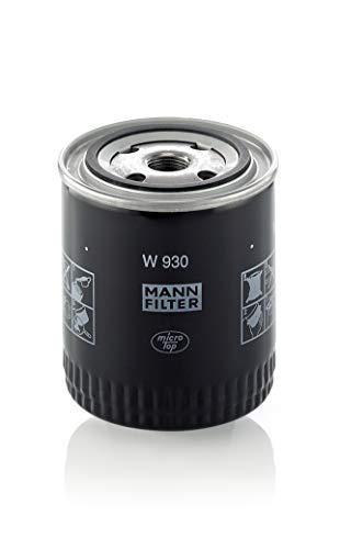Original MANN-FILTER Ölfilter W 930 - Für PKW