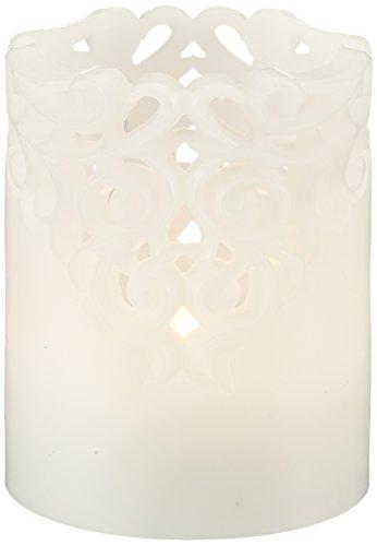 Star Vela LED, Weiß, 8.0 x 8.0 x 10.0 cm