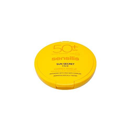 Sensilis Sun Secret SPF50+ Maquillaje Compacto Antiedad