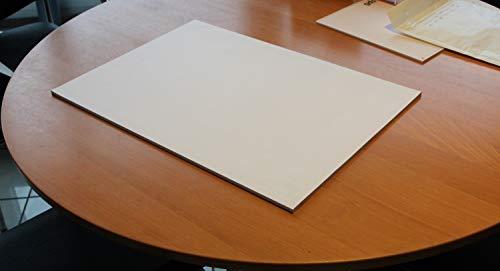 Blanko Schreibtischunterlage I DIN A2 I 40 Blatt I aus Papier zum Abreißen I zum Beschreiben und Bemalen I dv_194