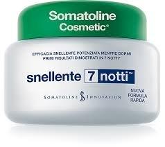 Somatoline Snellente 7 Notti Ultra Intensivo Gel Fresco Profumo Marino 400 ml
