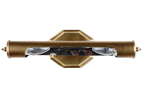 XXFFH Glühlampen Leuchtstofflampe Licht Fyn Make-Up Spiegel Licht Bad Bild Display Wandleuchte Frontbeleuchtung Mit Schalter 42 * 10Cm (Bühne Make Up Kits)