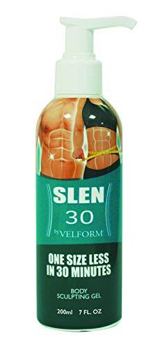Fettverbrennung Gel (BEST DIRECT Velform Slen30 As seen on TV Modellierendes Körpergel Schnelle und einfache Anti-Cellulite-Creme Fettverbrennung für Frauen)