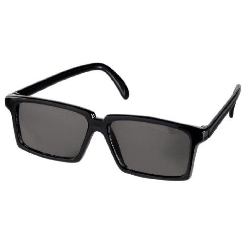 Hama Polfilterbrille schwarz