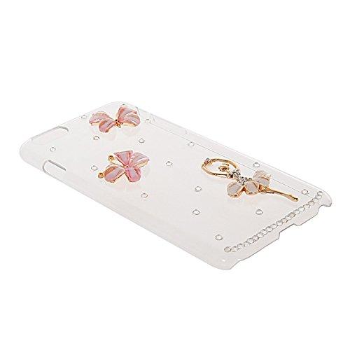 MOONCASE Bling Crystal Shell Diamond Cover Housse Coque Etui Case Pour Apple iPhone 6 Plus A15323