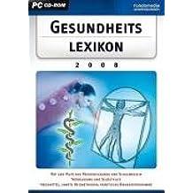 Gesundheitslexikon 2008 [Importación alemana]