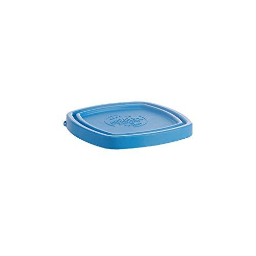 Duralex Lys Carré PE bouchon bleu de bol 9x9cm, 1 pièce