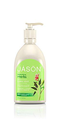 Aloe Vera Liquid Satin Soap with Pump - 480ml (Vera Jason Aloe Satin)