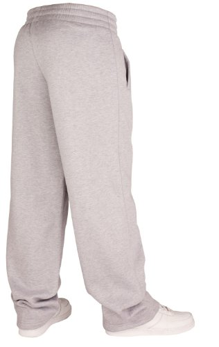 Urban Classics Loose-Fit Pantalon Sweat Limegreen Grey