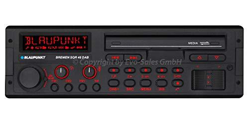 BLAUPUNKT Bremen SQR 46 Autoradio DAB, 1 DIN, Bluetooth, USB, Freisprecheinrichtung
