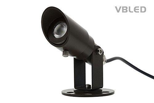 vbledr-3w-gartenstrahler-174-lumen-warmweiss-3000k-12-volt-led-spot-aluminium-schwarz-eloxiert-ip68-