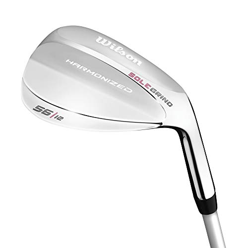 Wilson Damen harmonisiertes Golf Wedge, Damen, 56* - Sand Wedge -