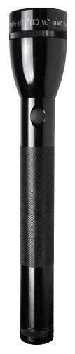 Preisvergleich Produktbild Mag-Lite ML125-35014F wiederaufladbare LED Taschenlampe bis zu 193 Lumen inkl. elektron. Multifunktionsschalter und NiMH-Akku