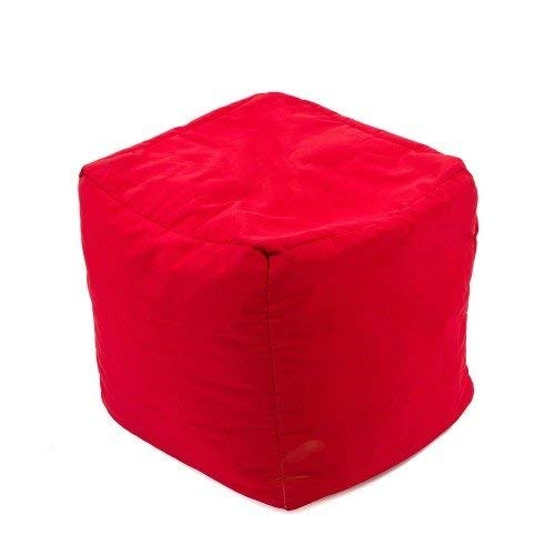 Jumbo Bag Cube Rouge