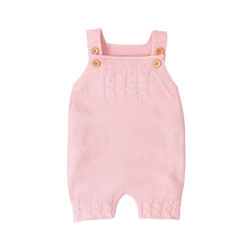 Sanahy Baby Strampler Set ärmellose Pyjamas, Anzüge und Strampler für Baby Junge Mädchen im Winter -