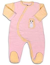 Mama Ocllo – Bebé orgánico del algodón pijama para 100% Pima ...