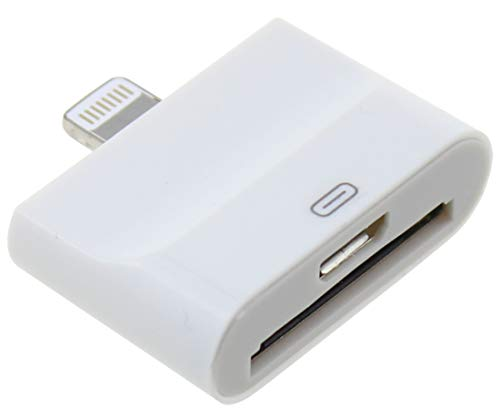 IPRIME - Adaptador 2 1 30 Pines Micro USB Base 8 Pines