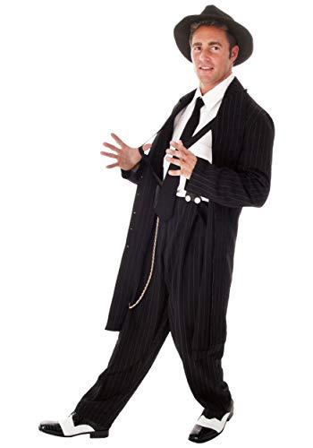 Plus Size Zoot Suit Kostüm - 4X