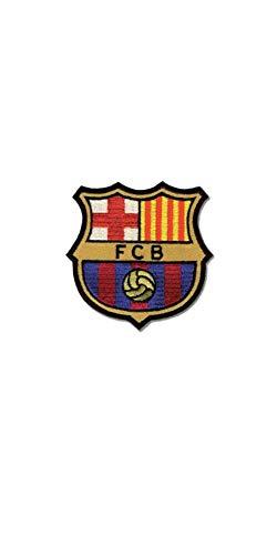 Barça Parche Fútbol Club Barcelona Decorativo Termoadhesivo