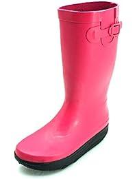 WalkMaxx - Botas de goma para mujer rosa rosa 41