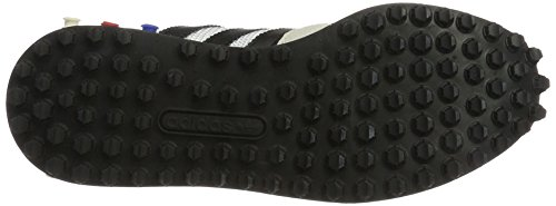 adidas Trainer OG, Scarpe da Ginnastica Basse Unisex-Adulto Beige (Vintage White-st/core Black/clear Brown)