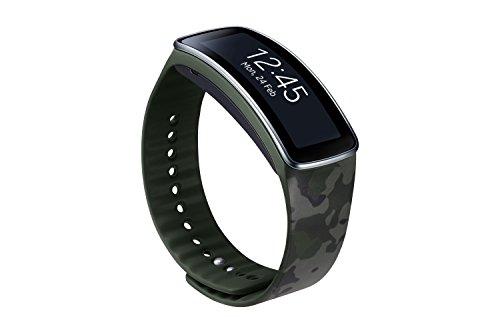 Samsung ET-SR350BGEGWW Armband Standard in camourflage für Samsung Gear Fit