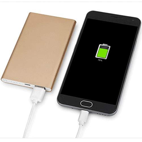 Batería portátil ultrafina Tauser por 13,99€ con el #código: TUERYKM8