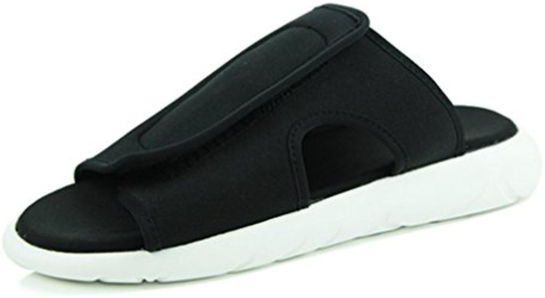 Sandalias De Fondo Grueso De Los Hombres,Zapatillas De Deportes De Verano  -