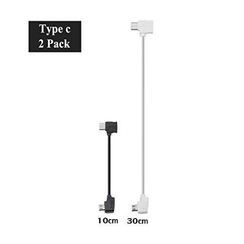 STARTRC Type-C -zu Micro USB Kabel für DJI Mavic 2 Pro/Zoom / Mavic Air / Mavic Pro /Platinum/ Spark Drohne Fernbedienung Daten Kabel