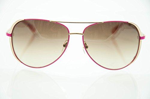 Michael Kors Sonnenbrille M2045S/628 goldfarben/rosa