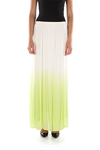 Skirts Kocca Women Viscose White and Green P15PGO158905UN000040003 White XS