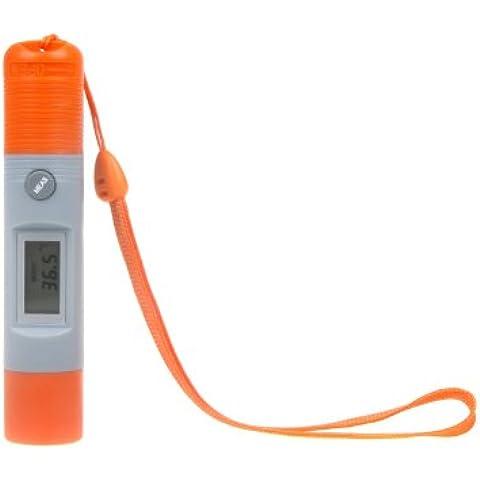 Andoer Mini Digital Pen LCD senza contatto a infrarossi Termometro a infrarossi Tipo Pen termometro IR -50 ~ 230 gradi
