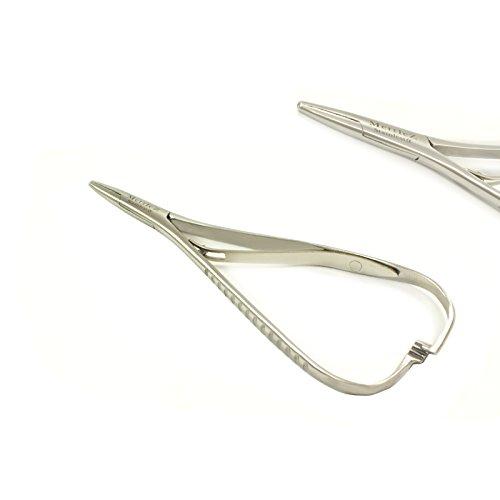 mettlez Kiefergerechte Mathieu Nadelhalter ligating Zange Pinzette Chirurgischer Instrumente