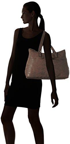 GERRY WEBER - Be Different Shopper, Borsa shopper Donna Marrone (Braun (mauve 305))