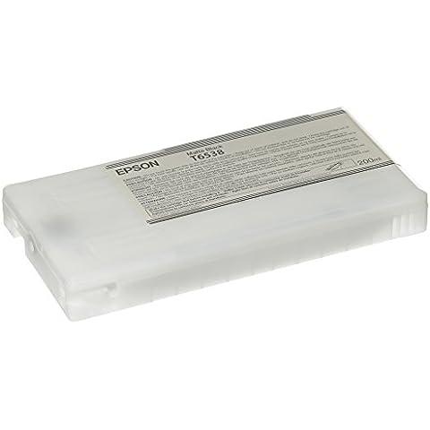 Epson C13T653800 - Cartucho de tinta, negro mate