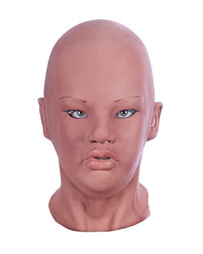 Greyland Frauenmaske aus Schaumlatex, Diva Latex ()
