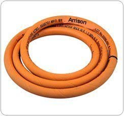 Arrison Superfine LPG HOSE PIPE -Gas pipe 1.5 meter (Steel Wire Reinforced) ISI Marked with clamp FREE  available at amazon for Rs.199