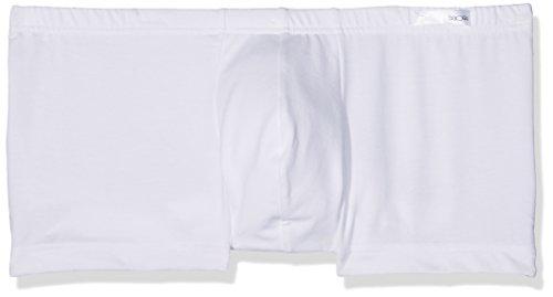 HOM Herren Badehose Classic Trunk Weiß (Weiß)