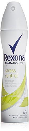 Rexona - Desodorante Aero Strees Control 200 ml