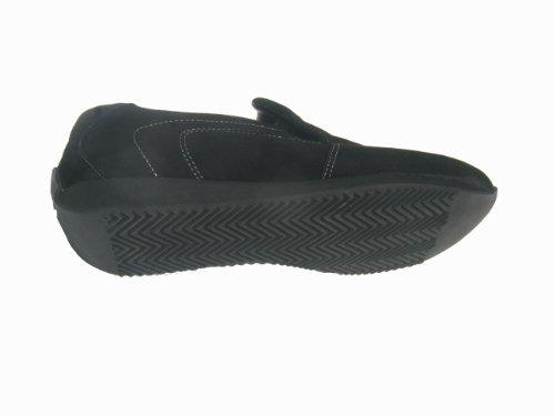 Ara-12-42602 Gil femme Sneaker cuir Noir