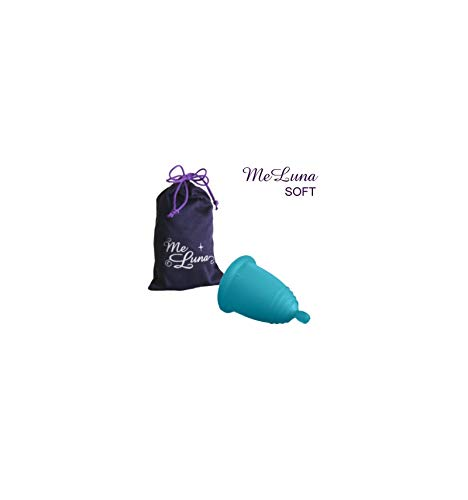 MeLuna - Copa menstrual Azul