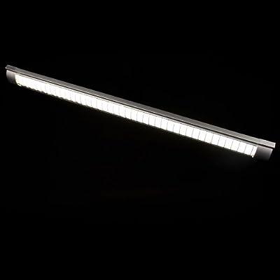 s`luce Office Rasterleuchte 2x36W, silberfarben/chrom TL3010G-36W|MX228A-Y40 von Licht-Design Skapetze GmbH & Co KG auf Lampenhans.de
