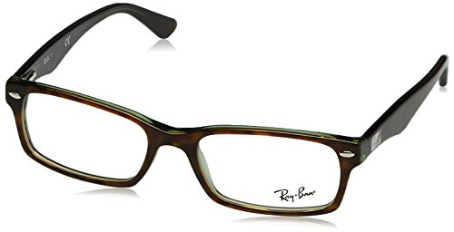 Ray Ban Brille Korrektion 5206 2479 Schwarz