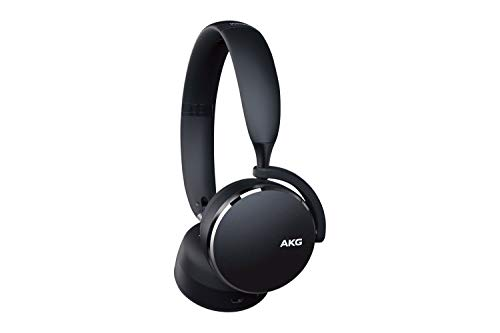 AKG Y500 Wireless Headphones - Black