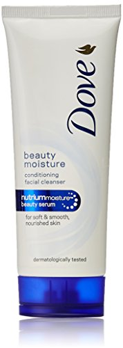 Dove Beauty Moisture Face Wash, 100g
