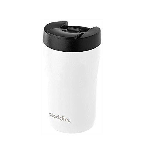Aladdin Latte Leak-LockTM Edelstahl-Thermobecher, 0.25 Liter (für Kapselmaschinen und...