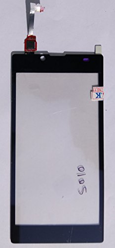 Brand New Touch Screen Digitizer Glass Replacement Part for Micromax YU Yuphoria YU5010 (Black)  available at amazon for Rs.599