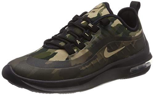 Nike Herren Air Max Axis Prem Fitnessschuhe, Mehrfarbig (Black/Mushroom 002), 44 EU