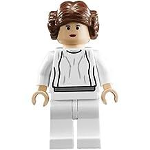 LEGO Star Wars: Princess Leia (Color Blanco Vestir) Minifigura