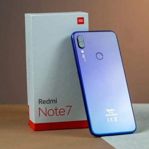 Xiaomi Redmi Note 7 4GB 64GB Smartphone S660 Octa Core 4000mAh 6.3